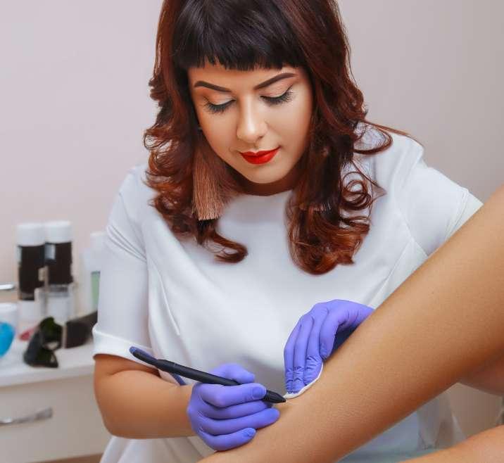 Kılcal damar (Telenjiektazi) Radyofrekans ve Lazer Tedavileri